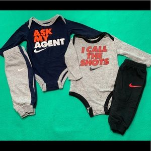 ❌SOLD❌ Baby Boy Nike Outfit Bundle